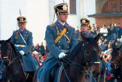 Президентского полка