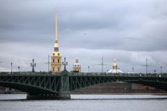 Троицкого мост