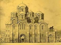 каменная церковь