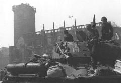 освобождена Прага