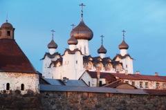 Соловецкого монастыря