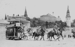 конно-железной дороги