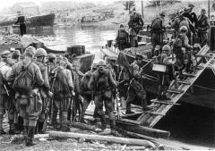 операция советских войск
