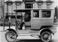 первые такси