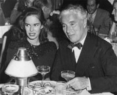 свадьба Чарли Чаплина и Уны