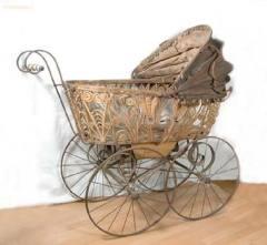 запатентовал детскую коляску