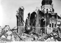 Ruine Uspenski-Kathedrale